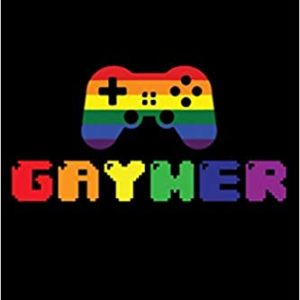 Group logo of Gay Gamers